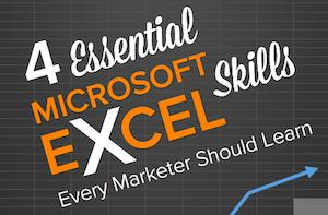 データマニアでなくともマーケターがエクセルを使うべき理由