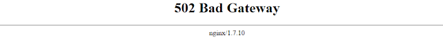 502 bad gateway error-2