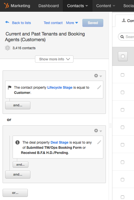 Current and Past Tenants and Booking Agents  Customers    HubSpot.png