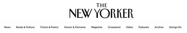 ザ・ニューヨーカーのブログカテゴリー