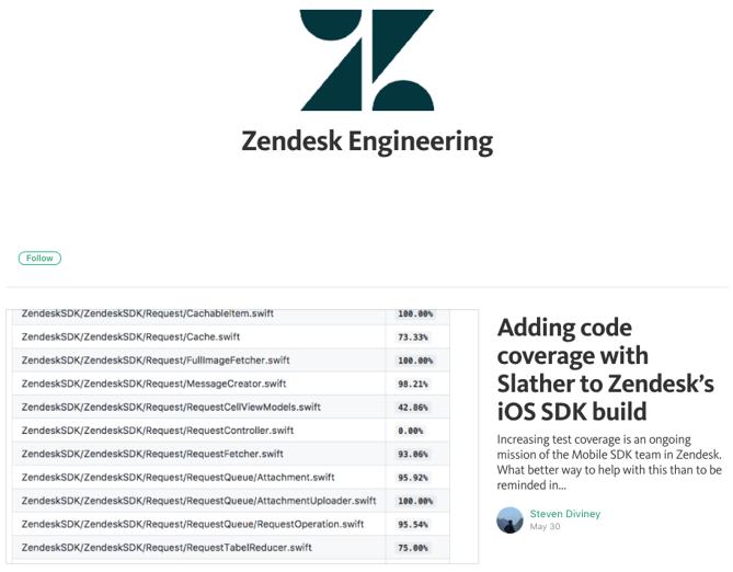 B2Bマーケティング、Zendesk Engineering