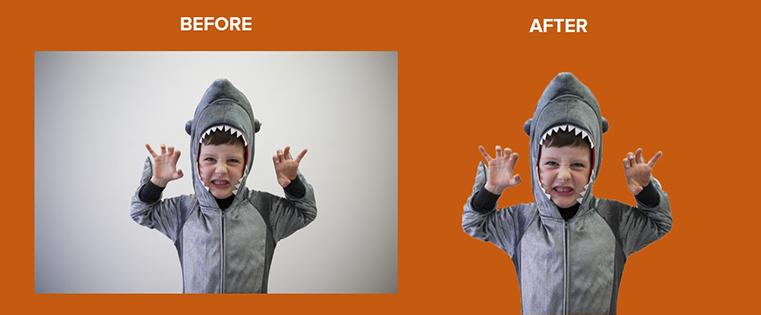 PhotoshopやPowerPointで写真の背景を消す方法【無料写真素材付】