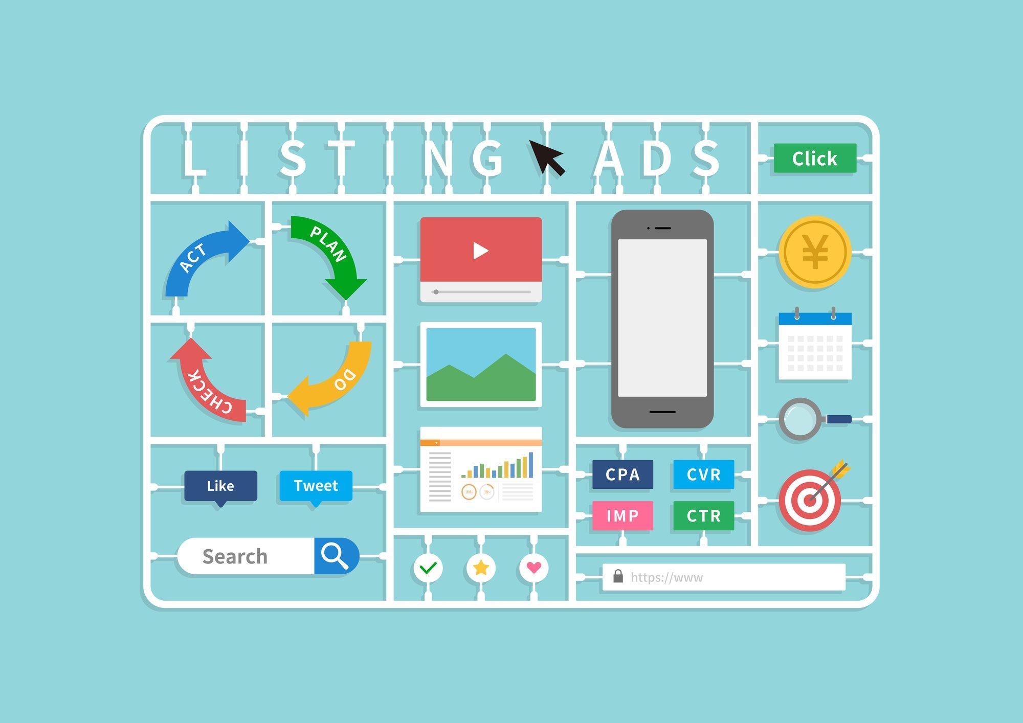 Web広告の課金方式7つを解説!仕組みやメリット・デメリットは?