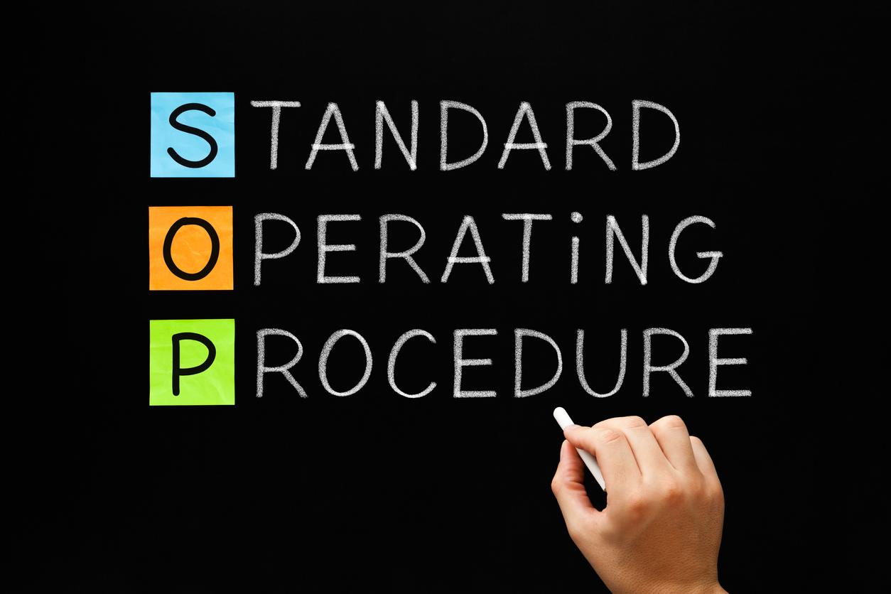 業務効率化を促す「SOP(標準作業手順書)」作成で気を付けたい8つのコツ