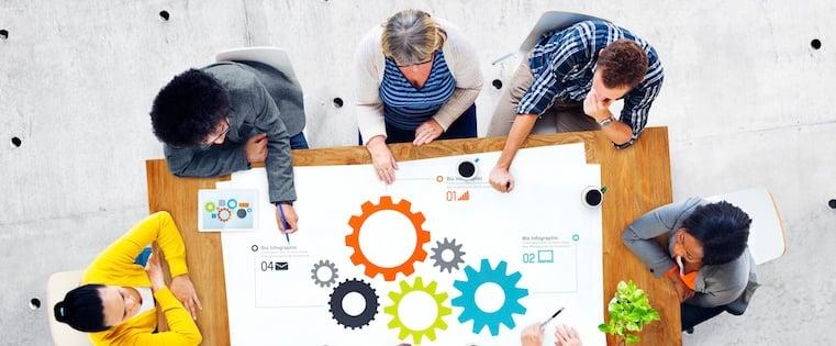 マーケティング&セールスの重要な「指標」をチームで分担する方法