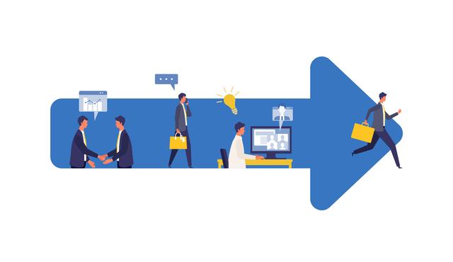 CRM/SFAの導入で実現する、営業プロセスの改善