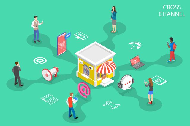 クロスチャネルとは?よりよい顧客体験を届けるための仕組みやメリットを紹介